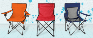 Polyester Folding Chairs