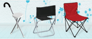 Stainless Steel Folding Chairs