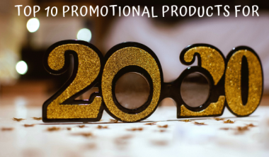 Top 10 Promotional Products For 2020- Do Not Miss The Trend!