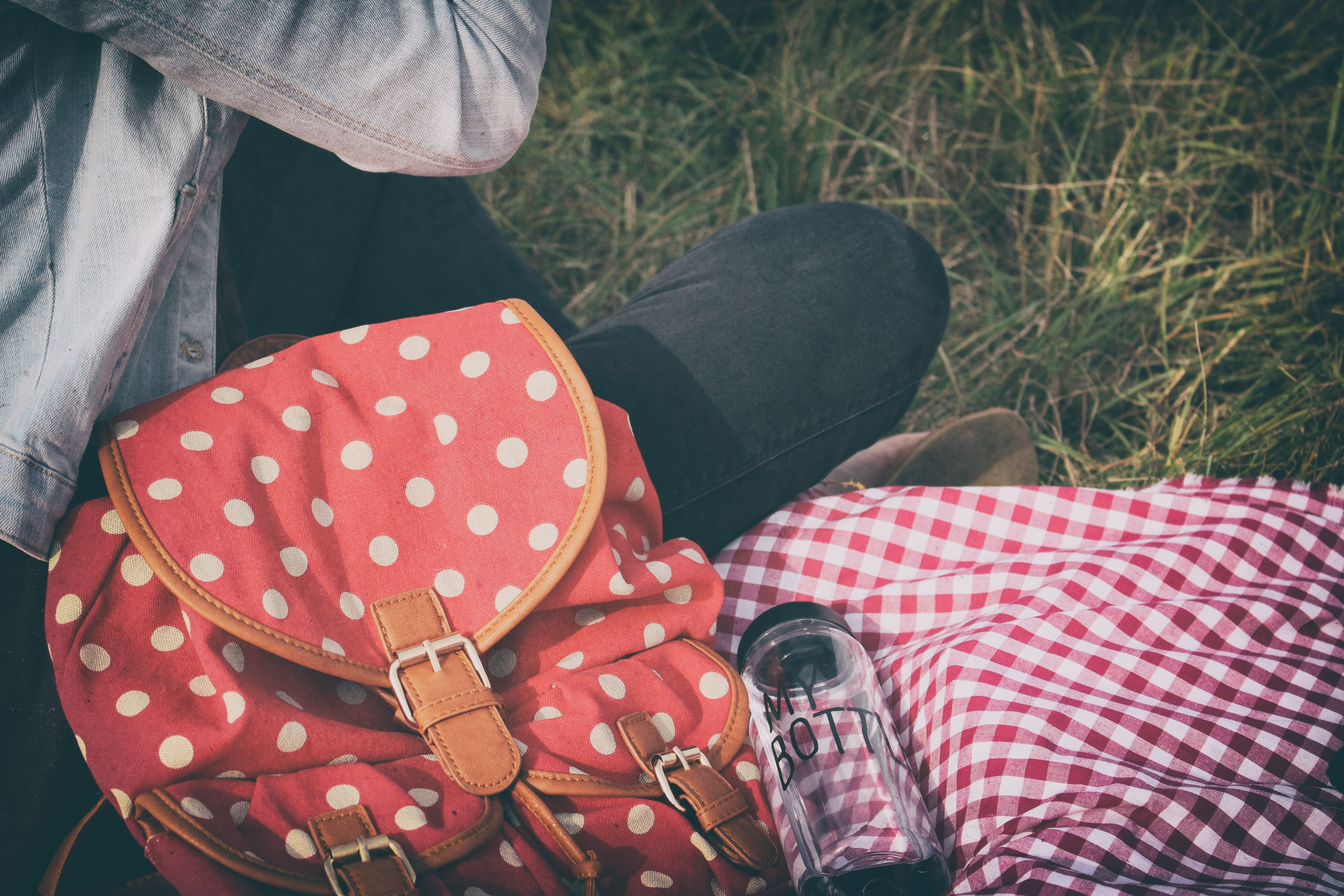 woman-s-red-with-polka-dot-print-backpack-674338