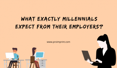 What exactly millennials expect from their employers?