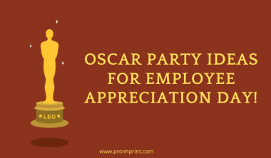 Oscar Party Ideas for Employee Appreciation day!