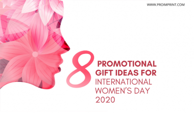 8 promotional gift ideas for International Women's day 2020