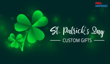 The Best  Of St. Patrick's Day Custom Party Favors