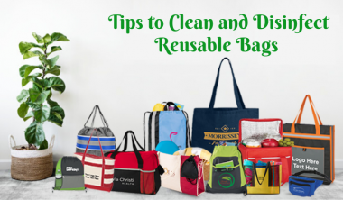 Tips to Clean and Disinfect Reusable Bags during Covid combat