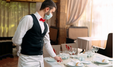 Customized PPE Supplies for Restaurants & Bars