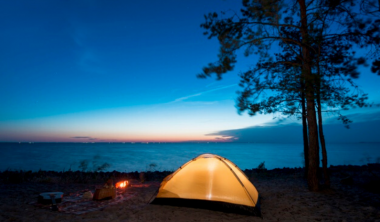 12 Custom Camping Essentials For the Great Outdoors