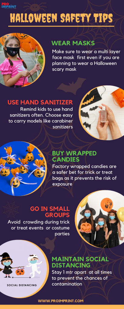 Halloween safety tips 2020