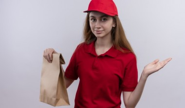 Custom Paper Bags For Promoting Food Business