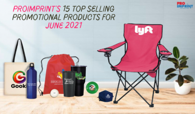ProImprint's 15 Top Selling Products for June 2021